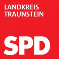 SPD Landkreis Traunstein Logo